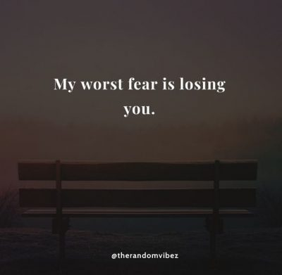 Losing Someone You Love Quotes