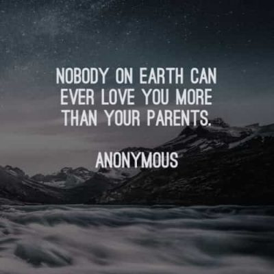 Love Your Parents Images