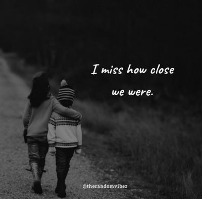 Missing You Friend Quotes