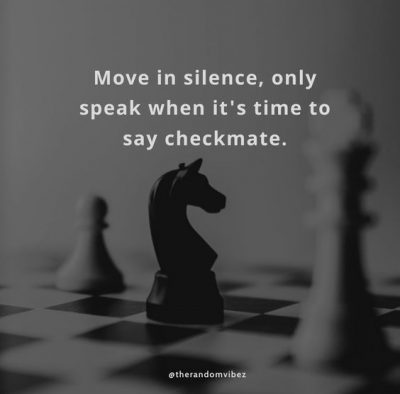 Move In Silence Quotes Pictures