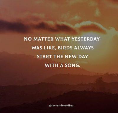 New Day Status