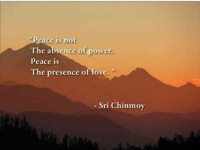 Quotations About Peace And Love