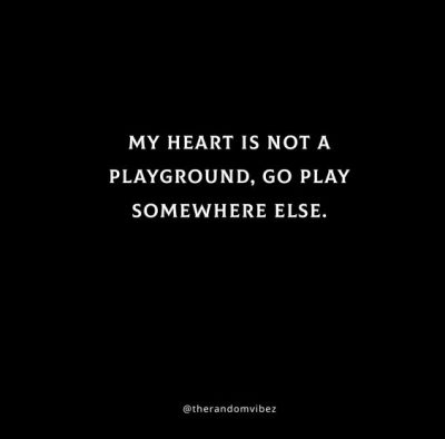 Quotes About Being Played By A Guy