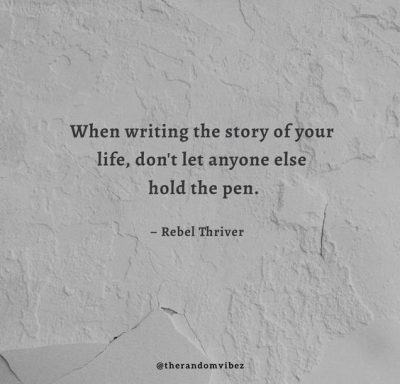 Tell Your Story Quotes