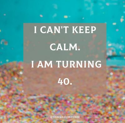 Woman Turning 40 Quotes