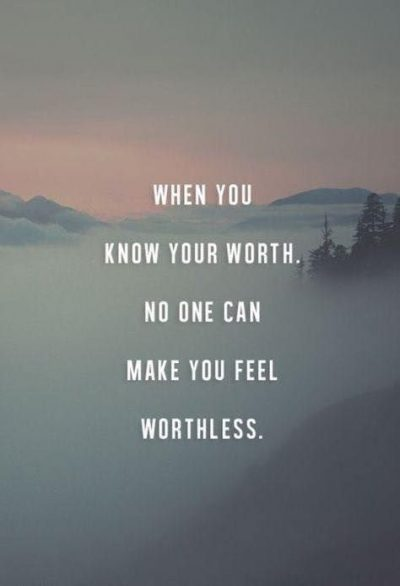 You Are Worthy Quotes