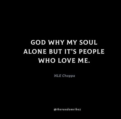 NLE Choppa Quotes