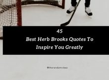45 Best Herb Brooks Quotes To Inspire You Greatly